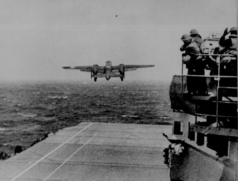 pearl harbor and the doolittle raid Lieutenant colonel james h doolittle's dramatic raid on japan set off a chain   ever since the attack on pearl harbor four months earlier, president franklin d.