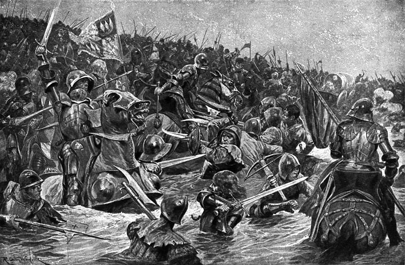 battle of towton The battle of towton on march 29 1461 was undoubtedly one of the most  important in the whole of the 'wars of the roses' it was essential for edward of  york,.