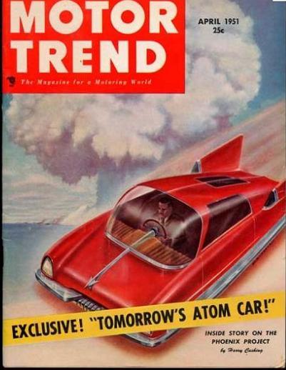 Nuclear-powered Cars An Intriguing Idea