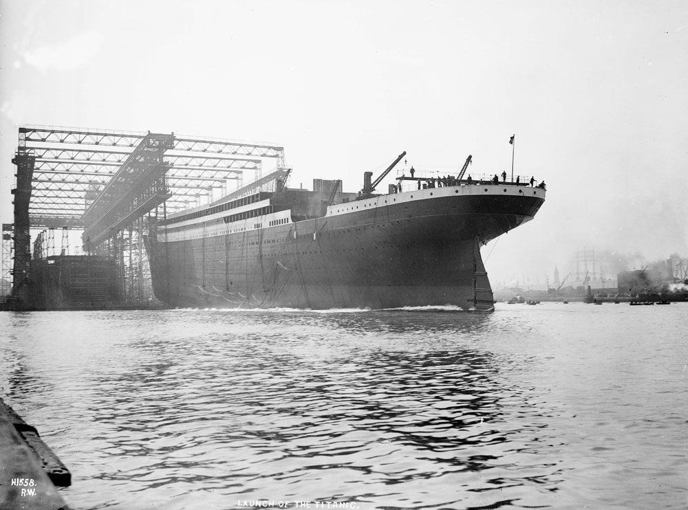 the building of the titanic Building the titanic it took just over three years to build and fit out the rms titanic, and it took the ship less than three hours to sink beneath the north.