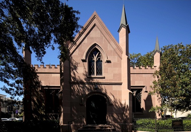 savannah unitarian universalist church
