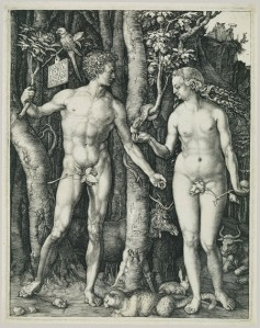 Adam and Eve: Victims of a poisoned peach?