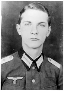 Ewald-Heinrich von Kleist in his Wehrmacht uniform during World War II.