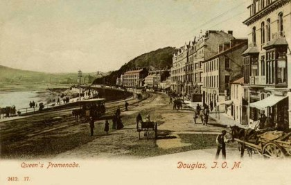 old photo of Isle of Man
