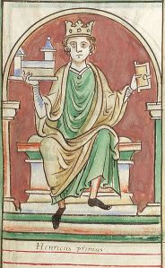 Henry I of England: Too many eels?