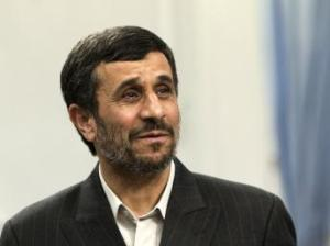 "Mahmoud Ahmadinejad has claimed to head the ""government of the Hidden Imam."""
