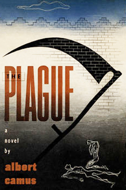 the symbolism in camus the plague An outbreak of ebola has hit western africa, killing hundreds writer michael schaub recommends the plague by albert camus, a novel he hasn't been able to.