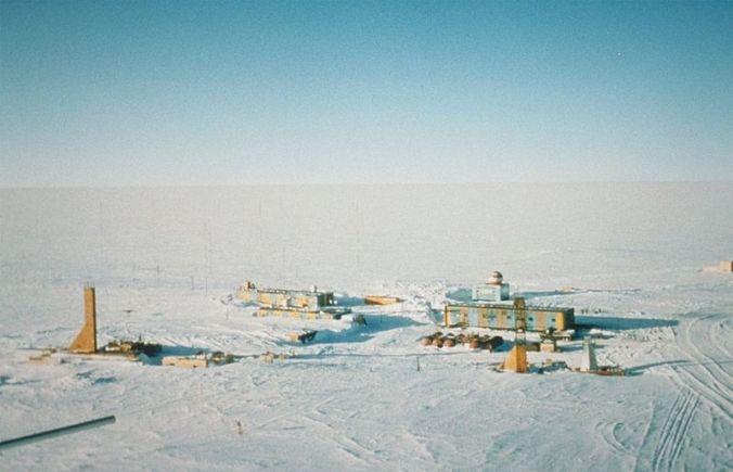 Vostok-Station