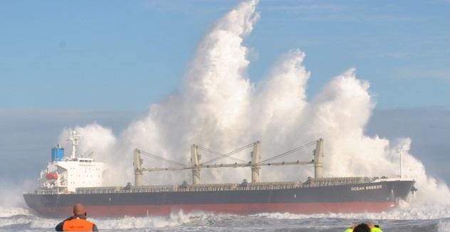 MV ocean breeze