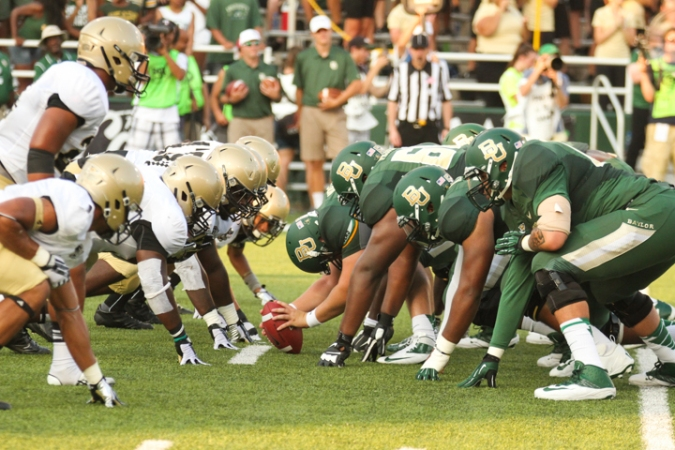 Baylor Vs. Wofford College