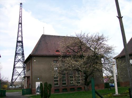 gleiwitz radio station