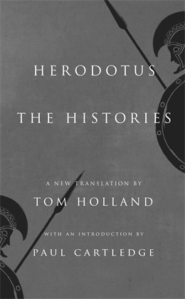 Herodotus The histories tom holland