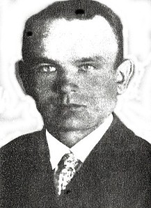 Franciszek Honiok, the Silesian killed by the Nazis on Aug. 31, 1939, and the first victim of World War II.