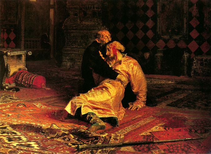 Ivan_Terrible painting