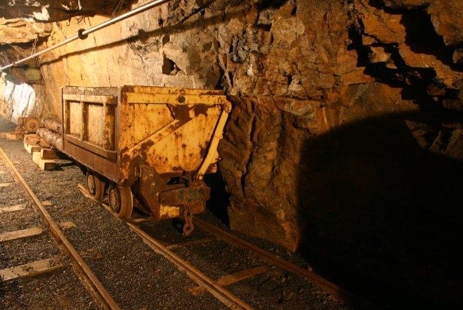 Joachimsthal mine