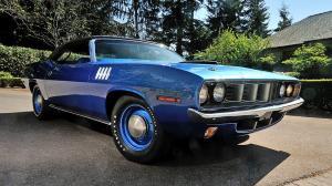 1971 Plymouth Hemi Cuda Convertible 2