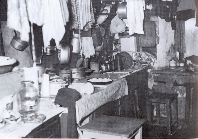 communal kitchen soviet union