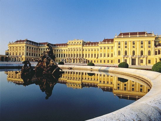 Vienna-Schönbrunn Palace