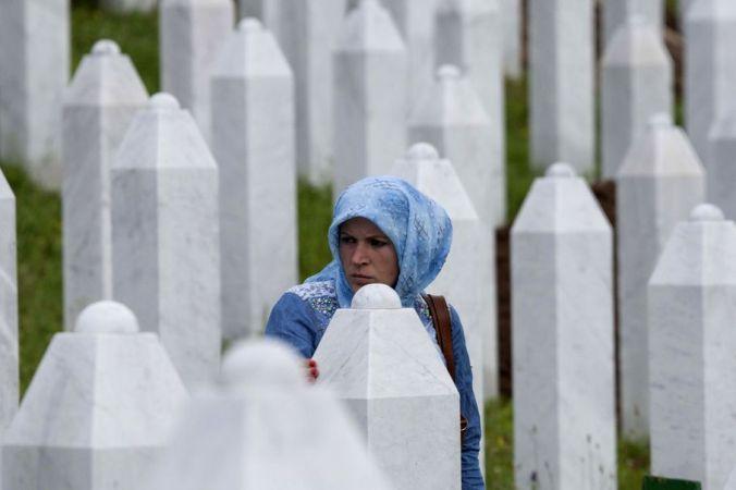 srebrenica cemetery