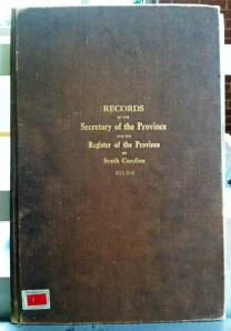 records of the province 1671-75