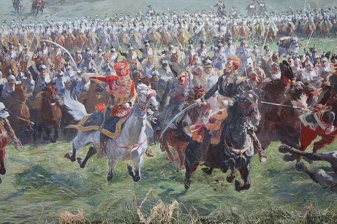 Marshal Ney at Waterloo