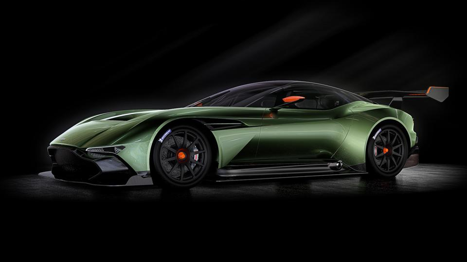 Aston Martin to pay homage to god of fire with new model  The