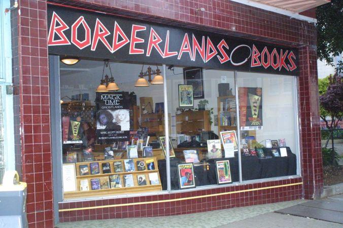 Borderlands Exterior