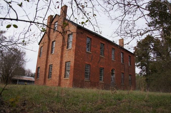 riser brick house