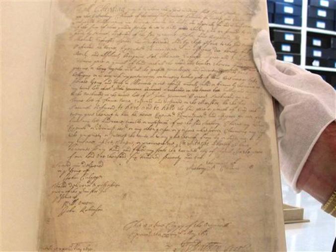 1671 charleston deed