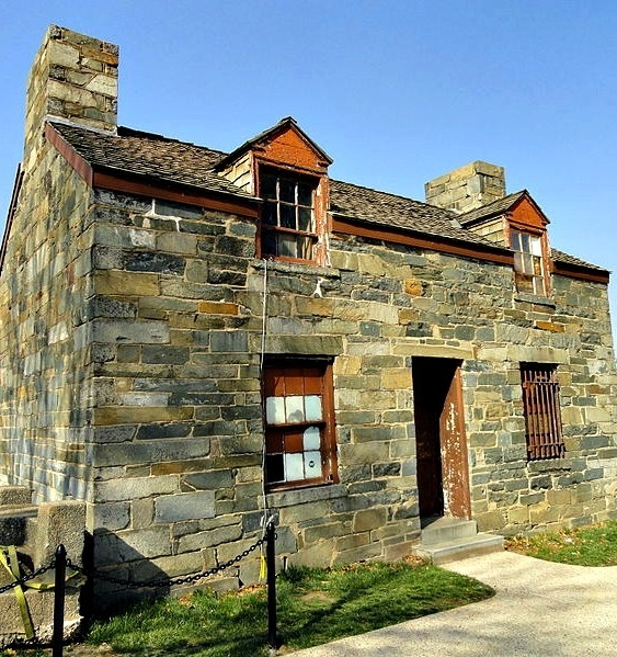lock keepers house washington