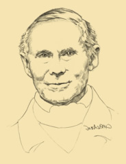 Robert Mills, famed 19th century architect.