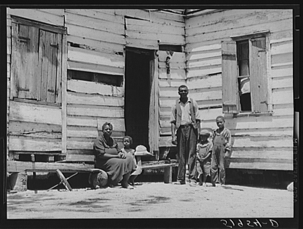 hard times hit south carolina long before the great depression theblack sharecroppers sc