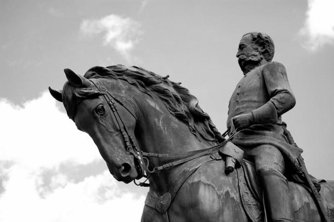 wade-hampton-statue