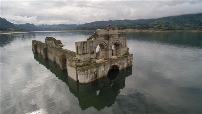 Nezahualcóyotl Reservoir 1