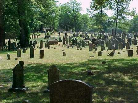 old waxhaw graveyard
