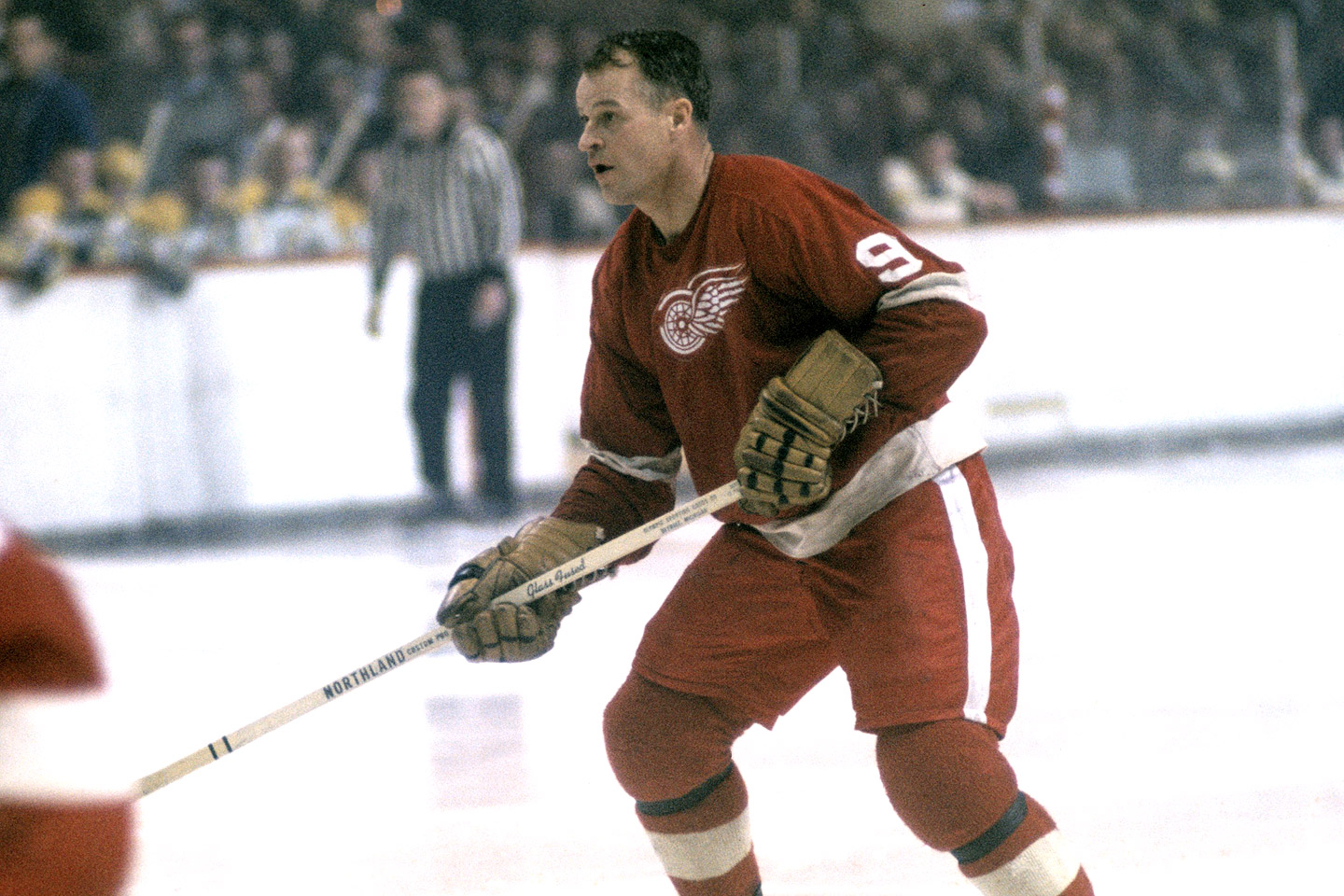 theres little that can be written here about hockey legend gordie howe that hasnt been stated elsewhere with more color clarity and eloquence
