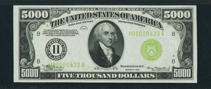 $5000 bill1