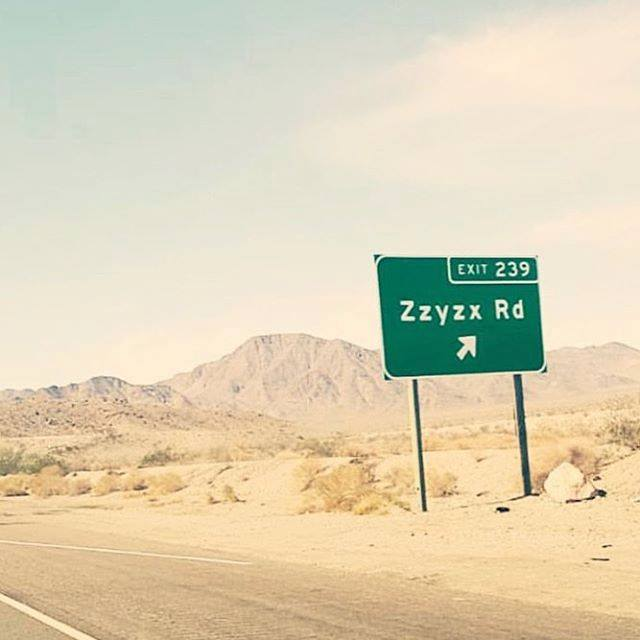 zzyzx-road